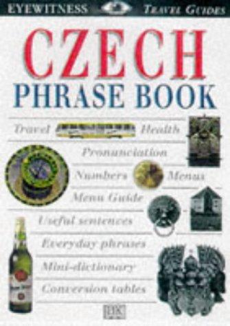 9780751310856: Czech Phrase Book (Eyewitness Travel Guides)