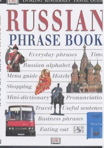 9780751310887: Russian (Eyewitness Travel Guides Phrase Books)