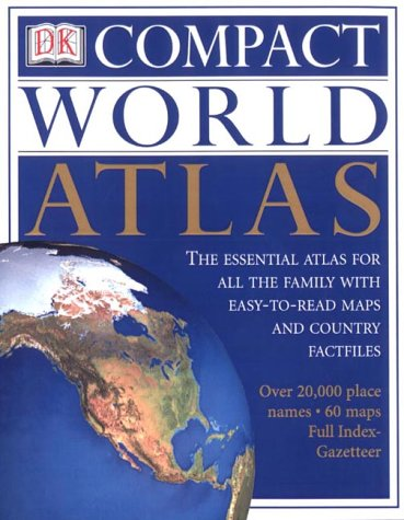 9780751311112: Dorling Kindersley Compact World Atlas