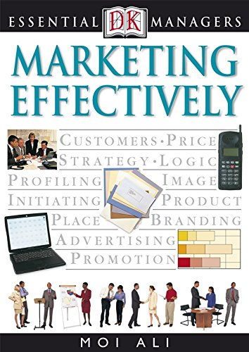 9780751312133: Essential Managers: Marketing Effectively