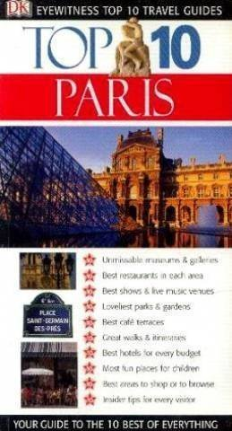 9780751312843: PARIS (DK EYEWITNESS TOP 10 TRAVEL GUIDE)