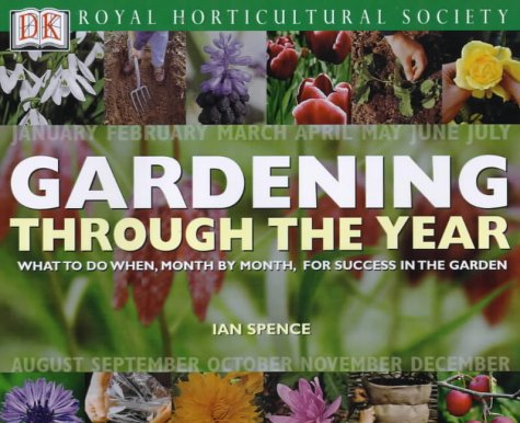 9780751313116: RHS Gardening Through the Year