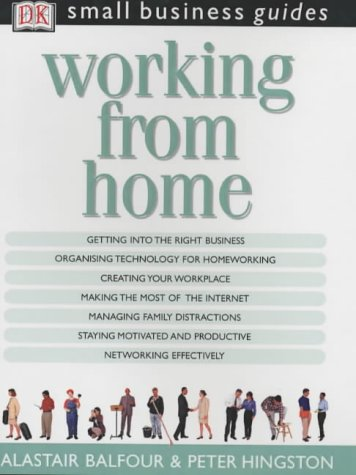 9780751314144: Working from Home (Small Business Guides)