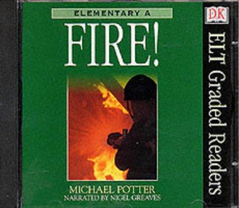 9780751314250: Dk ELT Graded Readers: Fire