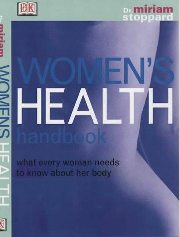 Women's Health Handbook (075131434X) by Miriam Stoppard