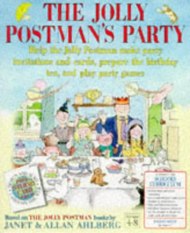 9780751316582: The Jolly Postman's Party
