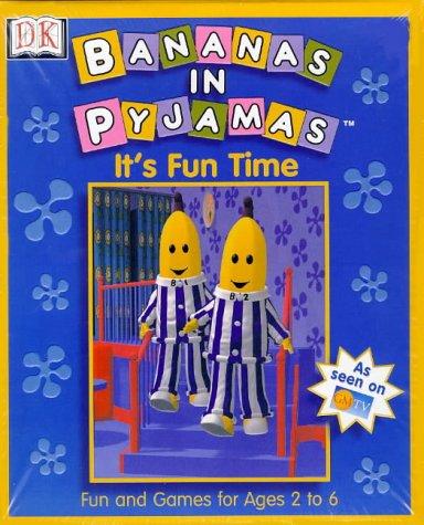 9780751317589: CD Rom:Bananas in Pyjamas: It's Fun Time