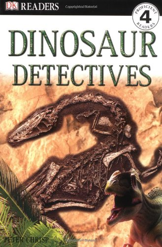 9780751320374: Dinosaur Detectives (DK Readers Level 4)