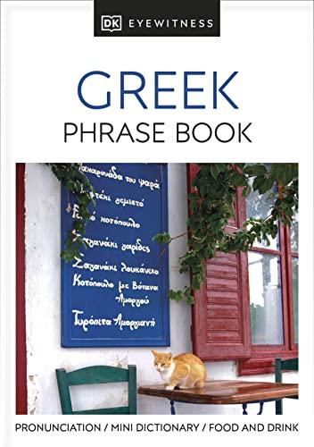 9780751320510: Greek Phrase Book (Eyewitness Travel Guides Phrase Books)