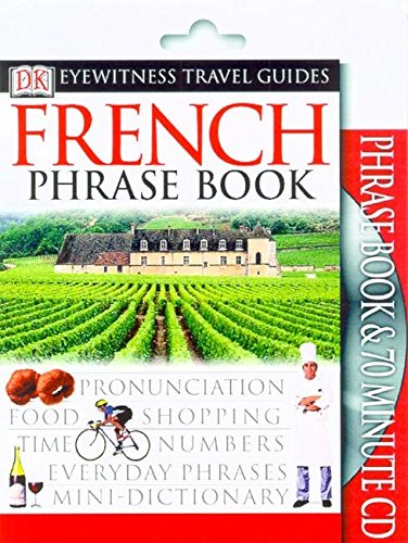 9780751321432: DK Eyewitness Travel Pack: French (Eyewitness Travel Guides Phrase Book & CD)