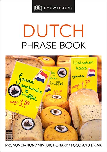 9780751321593: Dutch Phrase Book (Eyewitness Travel Guides Phrase Books)