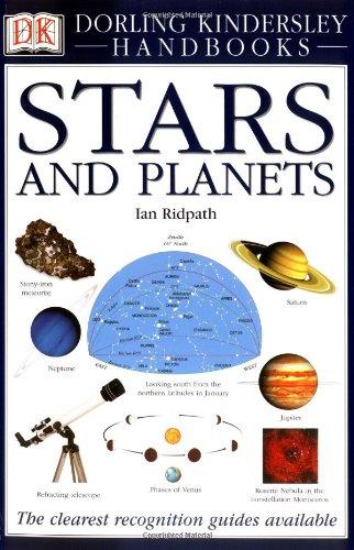 9780751327120: Stars and Planets (DK Handbooks)