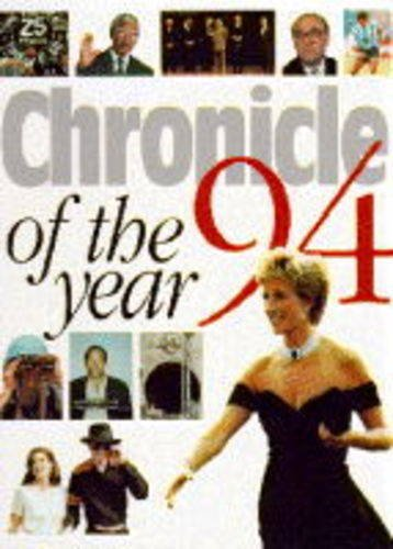 9780751330007: Chronicle of the Year 1994