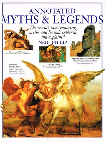9780751330977: Annotated Myths and Legends (Annotated Guides)