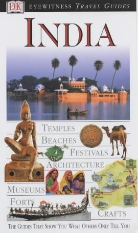 9780751333565: India (DK Eyewitness Travel Guide)