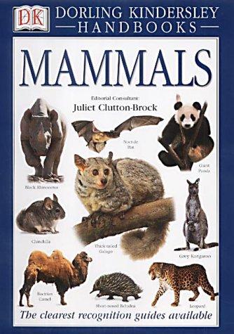 9780751333749: DK Handbook: Mammals (DK Handbooks)