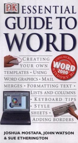9780751335408: Essential Guide to Word (Essential Computers)