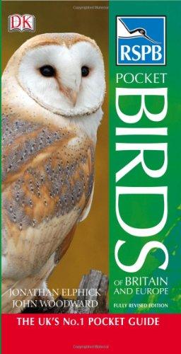9780751336788: RSPB Pocket Birds