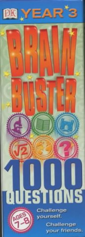 9780751338386: Brain Buster Quiz Cards: Year 3
