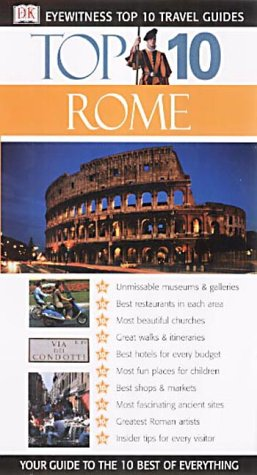 9780751339031: Rome (DK Eyewitness Top 10 Travel Guide)