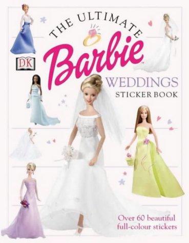 9780751339109: Barbie: Ultimate Weddings Sticker Book