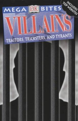 Megabites: Villains Paper (9780751339192) by Richard Platt; Robert Fowke