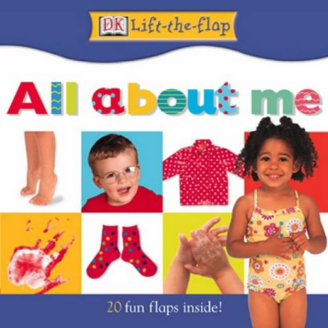 9780751339611: All About Me (Lift-the-flap)