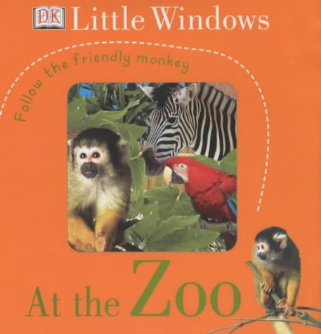 9780751343632: At the Zoo (Little Windows)