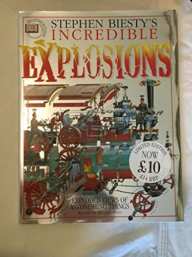 9780751345438: Incredible Explosions (Eyewitness Guides: Millennium Silver Classics)
