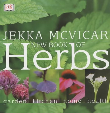 9780751346473: New Book of Herbs