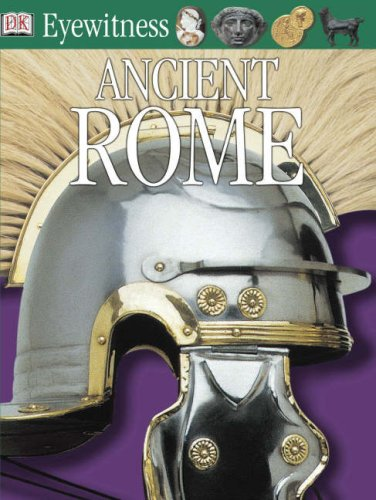 9780751347371: Ancient Rome (Eyewitness Guides)