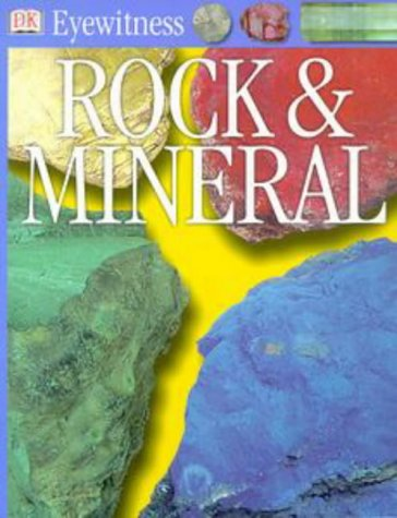 9780751347425: Rock and Mineral (Eyewitness)