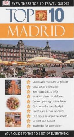 9780751348477: DK Eyewitness Top 10 Travel Guide Madrid (DK Eyewitness Travel Guide)