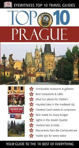 9780751348491: DK Eyewitness Top 10 Travel Guide Prague (DK Eyewitness Travel Guide)