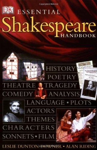 9780751348828: Essential Shakespeare Handbook
