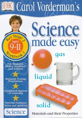 9780751349443: Science Made Easy Materials and Their Properties: Materials and Their Properties (Carol Vorderman's Science Made Easy) (Bk.2)