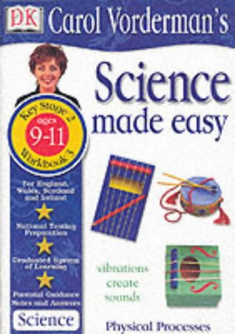9780751349498: Science Made Easy: Physical Processes (Carol Vorderman's Science Made Easy) (Bk.3)