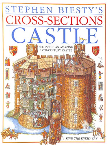 9780751350463: Stephen Biesty's Cross-sections: Castle