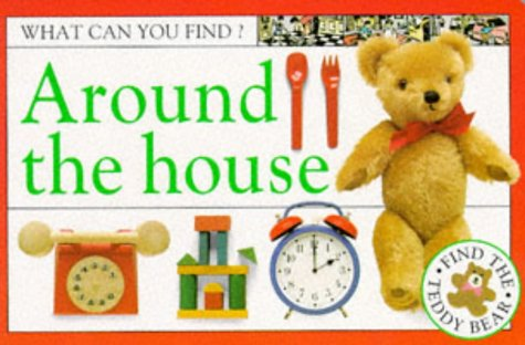 9780751350470: Around the House (What Can You Find?)