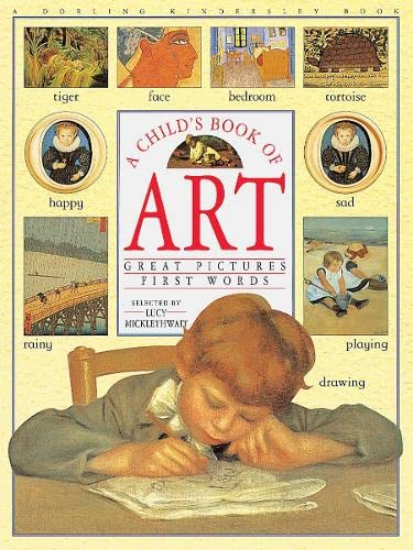 9780751350708: A Child's Book of Art