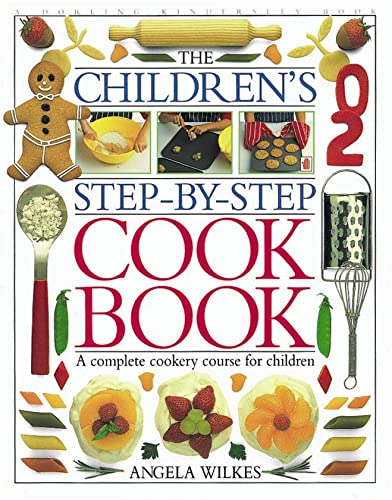 9780751351217: The Children's Step-By-Step Cook Book