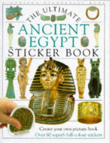 9780751351385: Ultimate Ancient Egypt Sticker Book