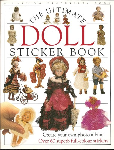 9780751351415: The Ultimate Doll Sticker Book