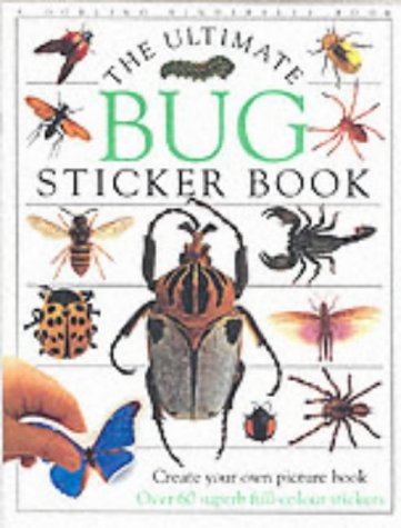 9780751352139: The Ultimate Bugs Sticker Book
