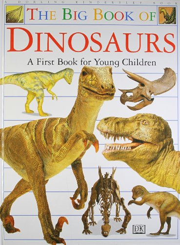 9780751352269: The Big Book of Dinosaurs