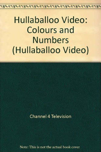 9780751352320: Hullaballoo Video: Colours and Numbers