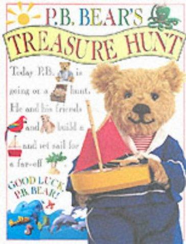 9780751353044: P.B. Bear's Treasure Hunt