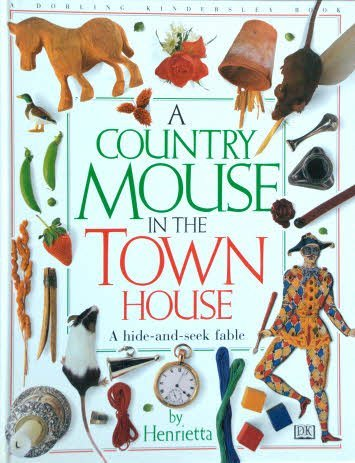 9780751353105: A Country Mouse in a Town House