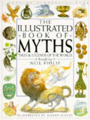 9780751353174: The Children's Illustrated Book of Mythology