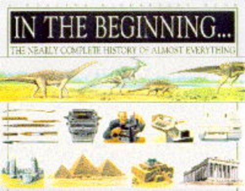 In the Beginning: Platt, Richard